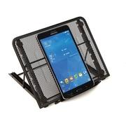 Mind Reader Mesh Tablet Stand, Black (MESHTAB-BLK)