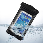 Black Universal  Waterproof Case Dry Bag Cellphone Case Ideal for Water Sports
