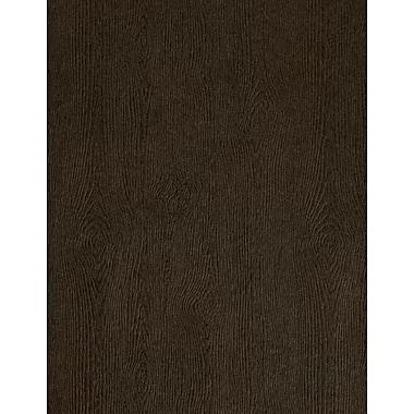 LUX 8 1/2 x 11 Paper 500/Pack, Teak Woodgrain (81211-P-S03-500)