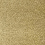LUX 12 x 12 Paper 250/Pack, Gold Sparkle (1212-P-MS02-250)