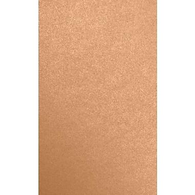 LUX 8 1/2 x 14 Paper 250/Pack, Copper Metallic (81214-P-M27-250)