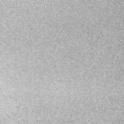 LUX 12 x 12 Cardstock 50/Pack, Silver Sparkle (1212-C-MS01-50)