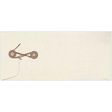 LUX #10 Button & String Envelopes, 4-1/8