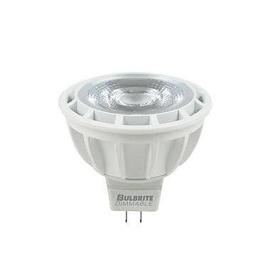 Bulbrite LED MR16 8.5W Dimmable 3000K Soft White Light Bulb, 1 Pack (771317)