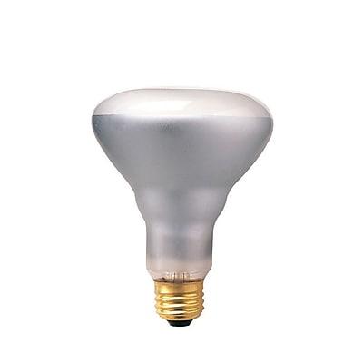 Bulbrite Incandescent (INC) BR30 65W Dimmable 2700K Warm White Flood Light Bulb, 12 Pack (248106)