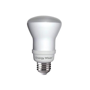Bulbrite Compact Fluorescent (CFL) R20 11W 5000K Soft Daylight Light Bulb, 4 Pack (511217)