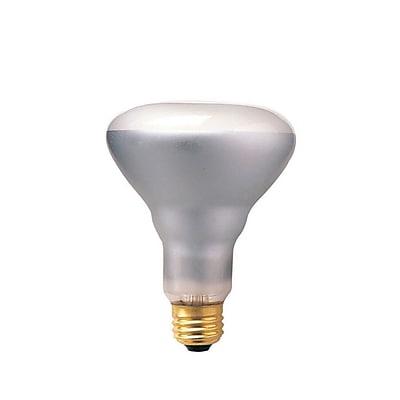 Bulbrite Incandescent (INC) BR30 65W Dimmable 2700K Warm White Flood Light Bulb, 30 Pack (294826)