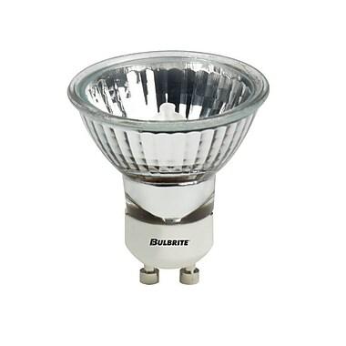 Bulbrite Halogen MR16 50W Dimmable 2900K Soft White 36D Light Bulb, 6 Pack (620150)