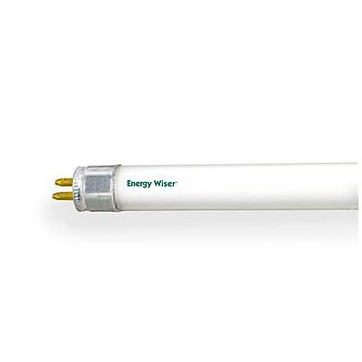 Bulbrite Fluorescent T4 16W 4100K Cool White Light Bulb, 10 Pack (585116)