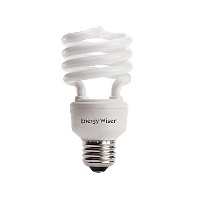 Bulbrite Compact Fluorescent (CFL) T2 23W 5000K Soft Daylight Light Bulb, 4 Pack (509117)