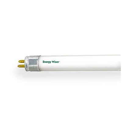 Bulbrite Fluorescent T5 6W 4100K Cool White Light Bulb, 25 Pack (501106)