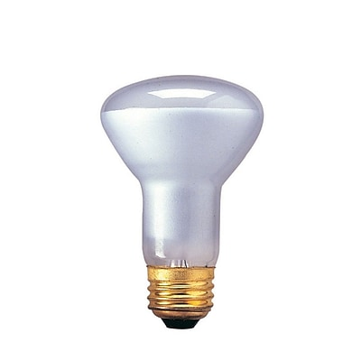 Bulbrite Incandescent (INC) R20 45W Dimmable 2700K Warm White Spot Light Bulb, 6 Pack (221045)