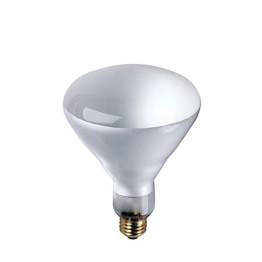 Bulbrite Incandescent INC BR40 65W Dimmable 2700K Warm White Flood Light Bulb 6 Pack 258006