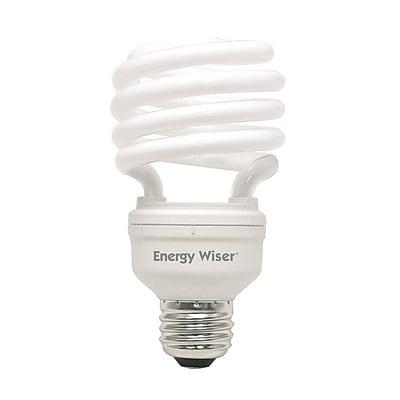 Bulbrite Compact Fluorescent (CFL) T2 23W 5000K Soft Daylight Light Bulb, 4 Pack (509124)