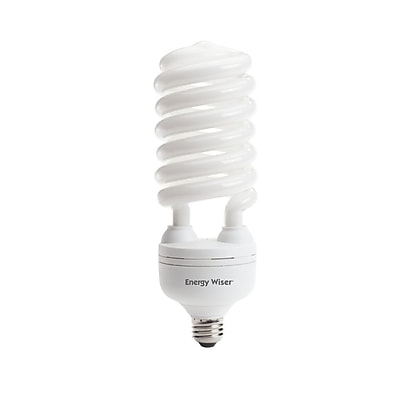 Bulbrite Compact Fluorescent (CFL) T5 55W 2700K Warm White Light Bulb, 4 Pack (509555)