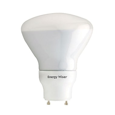 Bulbrite Compact Fluorescent (CFL) R30 15W 2700K Warm White Light Bulb, 4 Pack (509725)