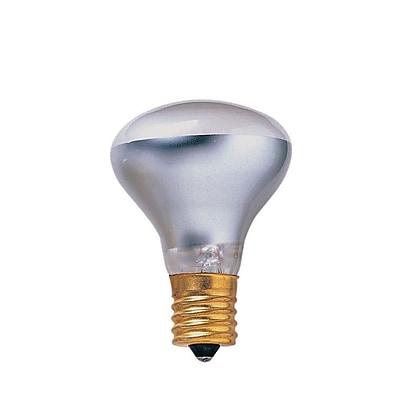 Bulbrite Incandescent (INC) R14 25W Dimmable 2700K Warm White Flood Light Bulb, 10 Pack (201025)