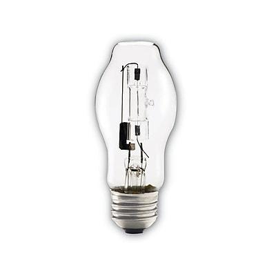 Bulbrite Halogen BT15 53W Dimmable 2900K Soft White Light Bulb, 10 Pack (616053)