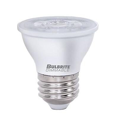 Bulbrite LED PAR16 6W Dimmable 2700K Warm White Light Bulb, 1 Pack (771409)