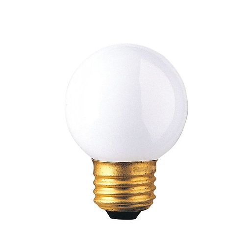 Bulbrite 40w Equivalent Warm White Light G16 Dimmable Led: Bulbrite Incandescent (INC) G16.5 40W Dimmable 2700K Warm