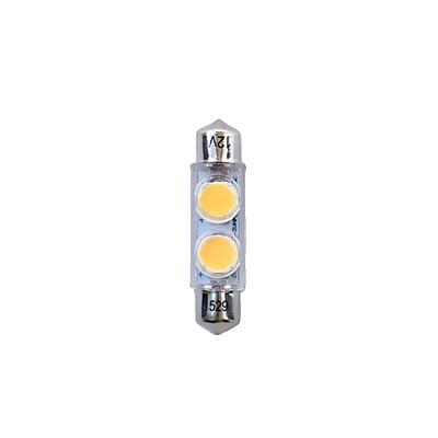 Bulbrite LED T3 0.8W Clear 3000K Soft White Light Bulb, 4 Pack (770530)