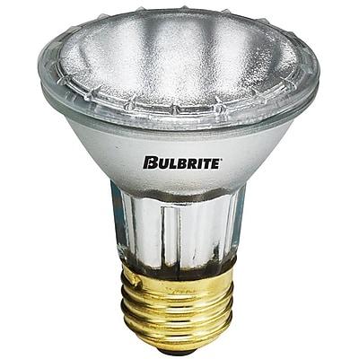 Bulbrite Halogen PAR20 35W Dimmable 2900K Soft White 10D Light Bulb, 6 Pack (682031)