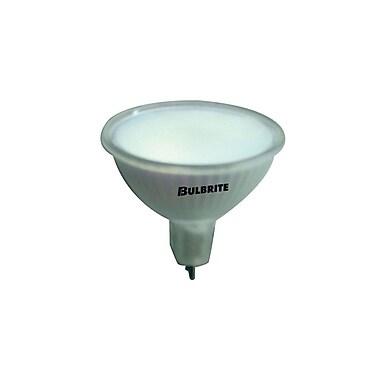 Bulbrite Halogen MR16 50W Dimmable Frost 2900K Soft White 36D Light Bulb, 5 Pack (636150)