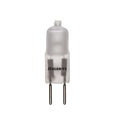 Bulbrite Halogen T3 35W Dimmable Clear 2900K Soft White Light Bulb, 10 Pack (650036)