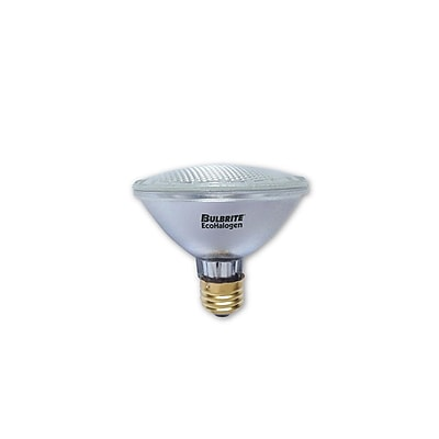 Bulbrite Halogen PAR30SN 60W Dimmable 2900K Soft White Wide Flood Light Bulb, 6 Pack (683459)