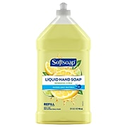 Softsoap Pulltop Liquid Hand Soap, Refreshing Citrus, 32 Fl. oz. (US07337AX)