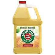 Murphy Oil Soap Wood Cleaner, Original, 128 fl oz. (101103)