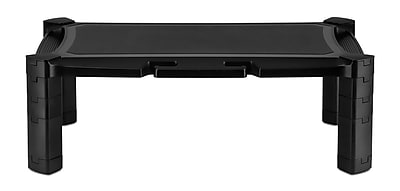 Mount-It! Printer and Monitor Stand Height Adjustable,19 x 13 Inches