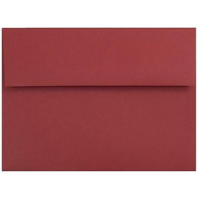 25 pack Basic Red A7 Envelopes