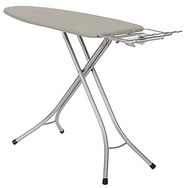 Household Essentials Silver Mega Wide Top Ironing Board (972017-1)