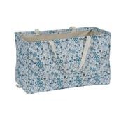 Household Essentials Krush Container Rectangle Tote Bag, Floral (2244)