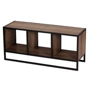 Household Essentials Ashwood Open Cubby Coffee Table (8076-1)
