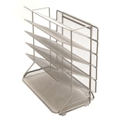 Seville Classics 6-Tier Mesh Desk/Wall Organizer, Legal Size (OFF42667B)