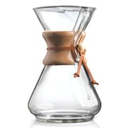 Chemex 10-Cup Classic Series Glass Coffee Maker (CE1001577)