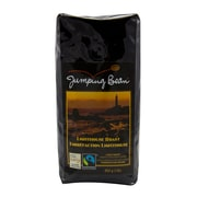 Jumping Bean Lighthouse Roast Coffee Fair Trade and Organic, Whole Bean - 1 lb.