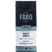 Faro Limited Roast Indonesian Whole Coffee Beans, Authentic Sumatra Wahana Single Origin Single Farm Coffee Beans, 0.8 lbs.