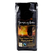 Jumping Bean Deepwater Dark Fair Trade and Organic Coffee, Whole Bean - 1lb.