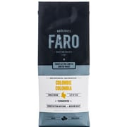 Best Tasting Faro Limited Roast Columbian Coffee Whole Beans (0.8lbs) Tierradentro Single Origin Single Farm Arabica Beans