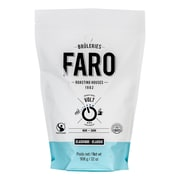 "Faro Classic ""Volt"" Intense Coffee, Very Dark Fair Trade Certified Organic Ground Coffee Beans, 2 lbs."
