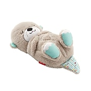 Fisher-Price Soothe 'n Snuggle Otter Soother, Beige
