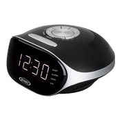 Jensen Digital Bluetooth Am/Fm Dual Alarm Clock Radio Jcr-228
