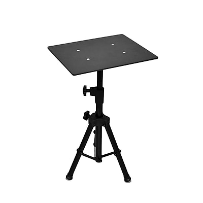 PylePro Pro DJ Laptop Tripod Adjustable Stand For Notebook Computer