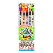 Sports Smencils 5-Pack of Scented Pencils