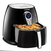 Chefman® 2.5 Liter Digital Air Fryer, Black (RJ38-P1)