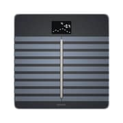 Nokia Body Cardio WBS04 Heart Health/Body Composition Wi-Fi Smart Scale, Black, 396 lbs.