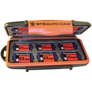 Stealth Cam, LLC Memory Card Storage Case (STC-MCSC)